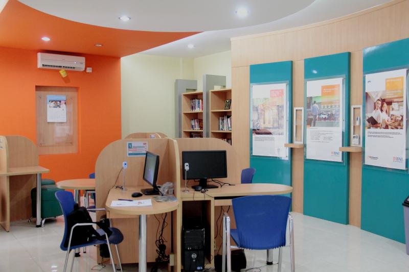 Ruangan Penggguna PJK Unila