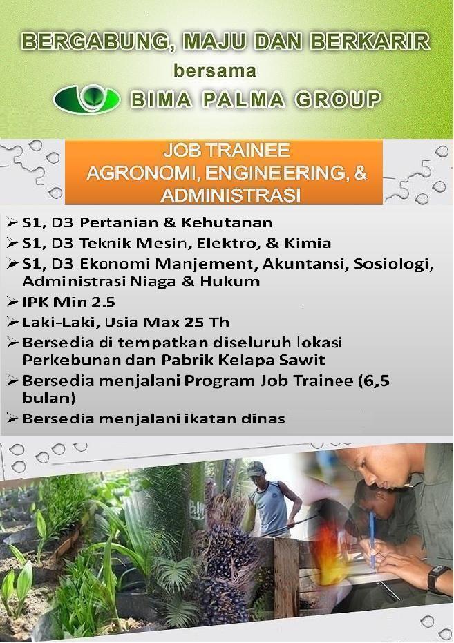 Lowongan Pekerjaan S1 D3 Alumni Unila Dari Fp Fmipa Ft Fe Fisip Dan Fh Universitas Lampung