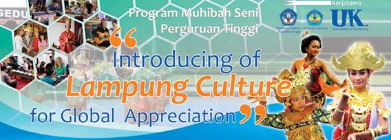 Muhibah Seni Universitas Lampung di Amerika Serikat