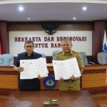 Unila-District Government of Central Lampung Ratified MoU for Cassava Research