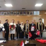 Unila Faculty of Medicine Explores Collaboration with Gifu University, Japan