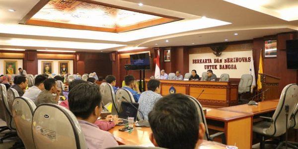 UPT PKLI Held Safety Management Training