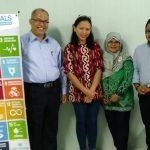 Collaboration with Cambridge University