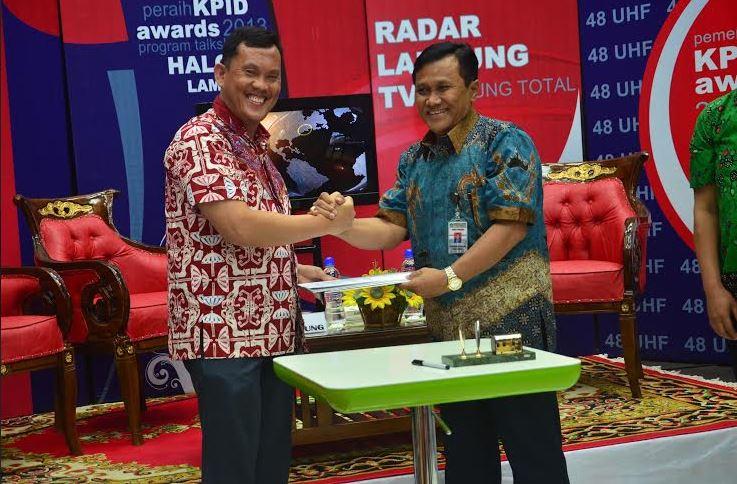 MOU Radar Lampung dengan Universitas Lampung 01
