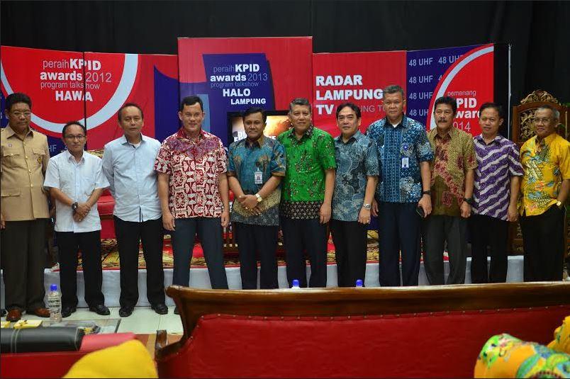 MOU Radar Lampung dengan Universitas Lampung 02