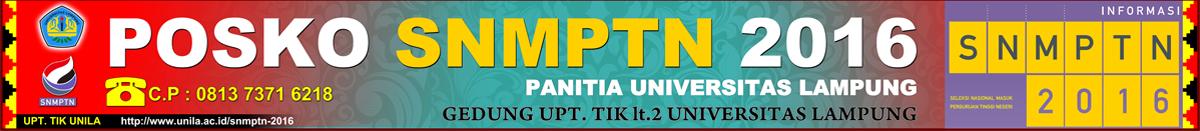 Info SNMPTN 2016 3