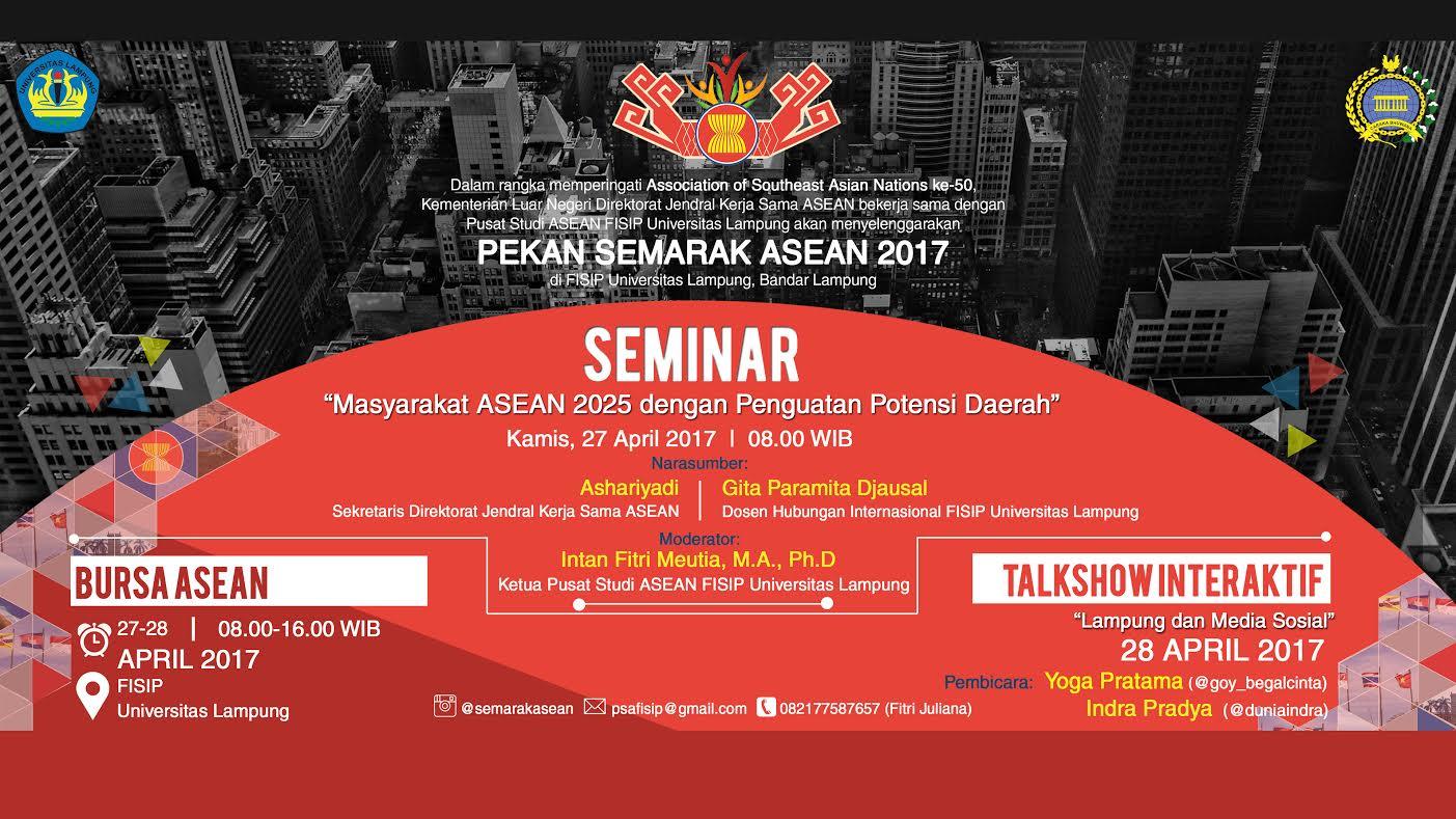 BURSA ASEAN 27-28 April 1