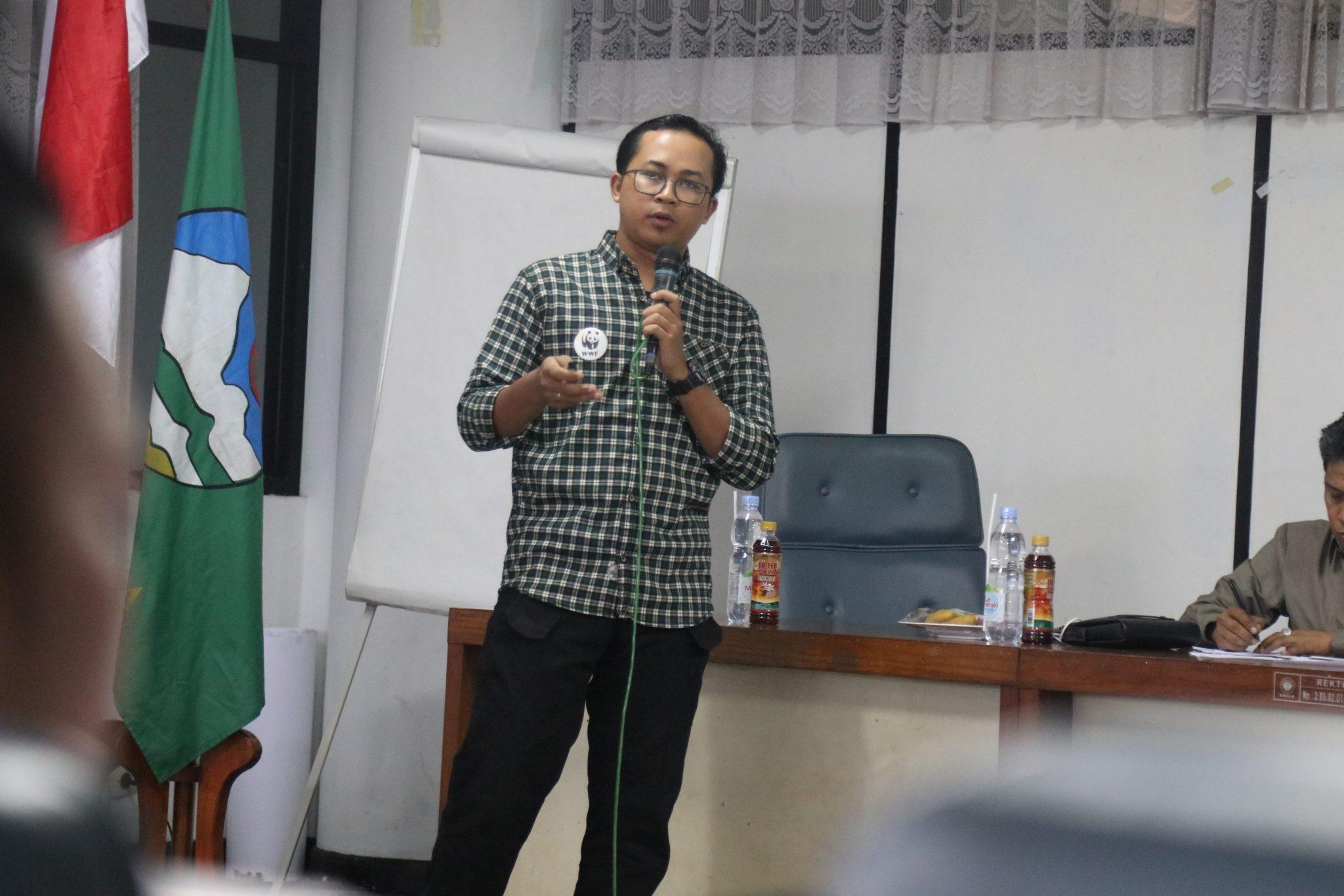 Mapala Gelar Seminar Konservasi Gajah Sumatera 1
