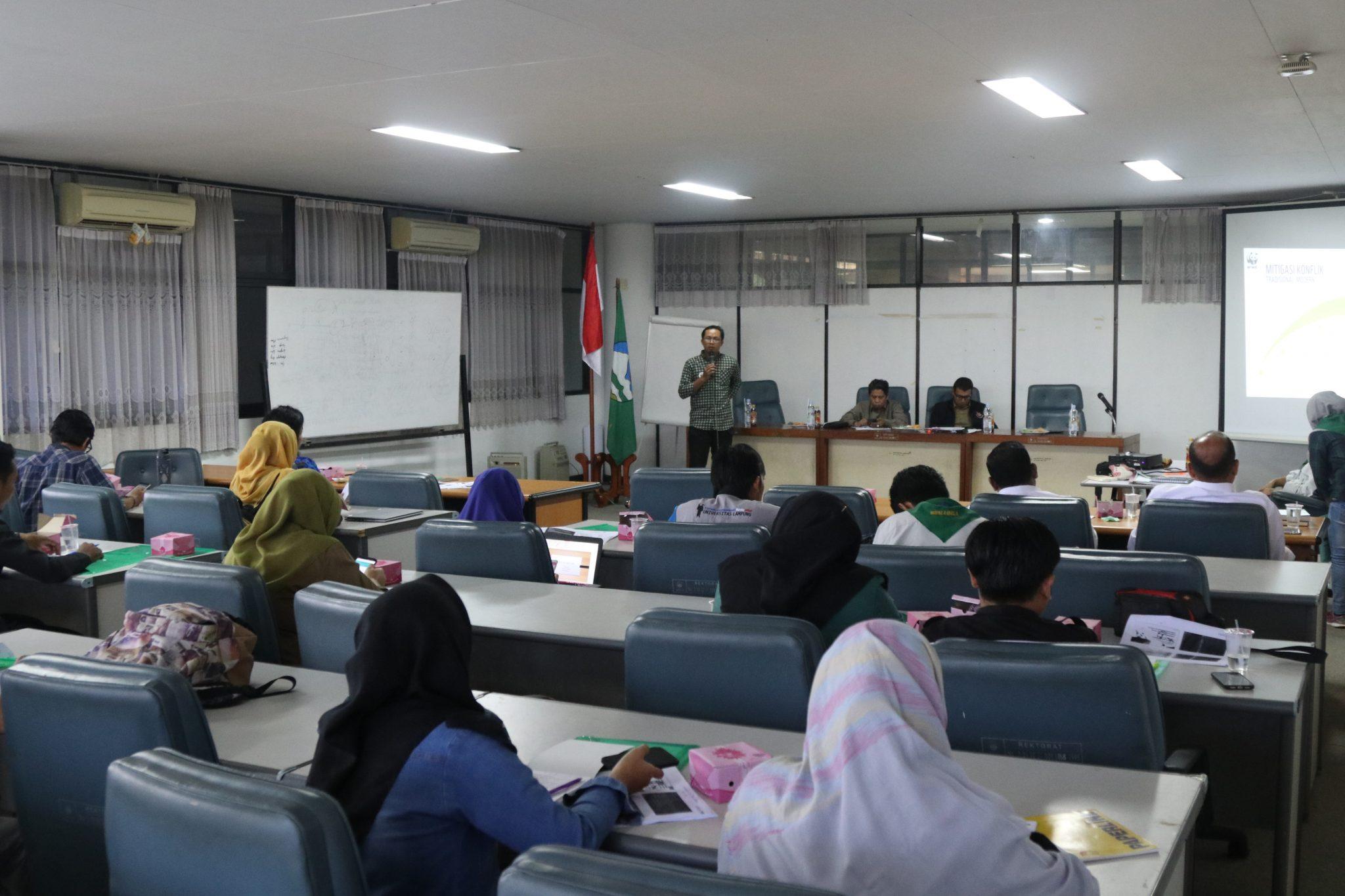 Mapala Gelar Seminar Konservasi Gajah Sumatera 3