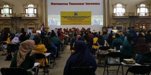 27 Mahasiswa Unila Ikuti Seleksi Tingkat Wilayah ON MIPA PT 2019 (1)