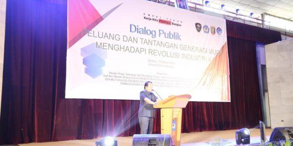 Dialog Publik Generasi Milenial (2)