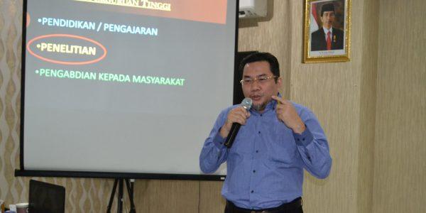LPPM Gelar Pelatihan Penyusunan Proposal Penelitian (3)