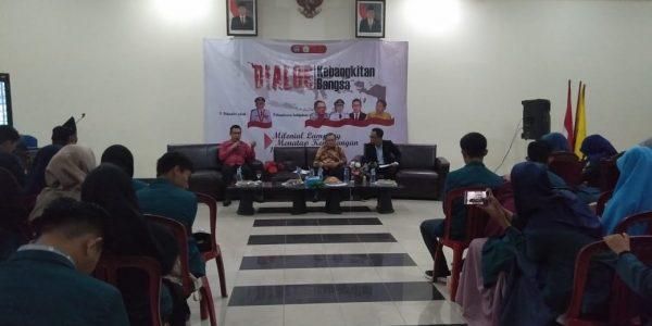 MPM Unila Adakan Dialog Kebangkitan Bangsa