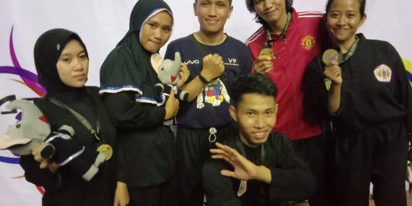 PSHT Unila Raih Juara Umum Lampung Championship 3 (2)