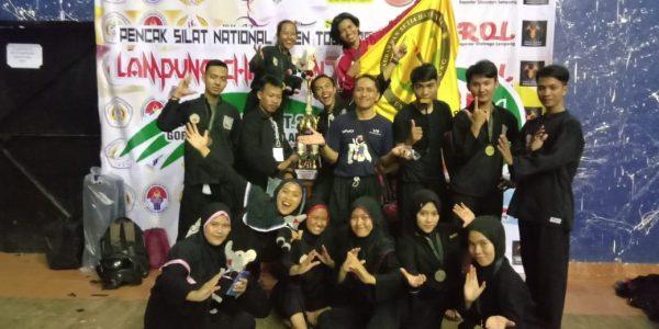 PSHT Unila Raih Juara Umum Lampung Championship 3 (3)