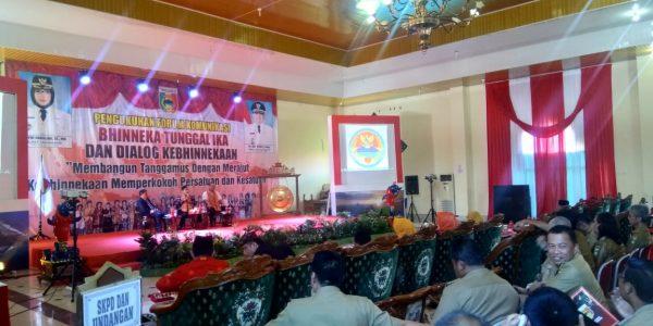 kegiatan bhinekaan tunggal ika di Islamic Center Tanggamus (2)