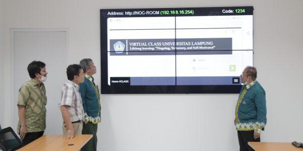 Monitoring Pelaksanaan Program VClass