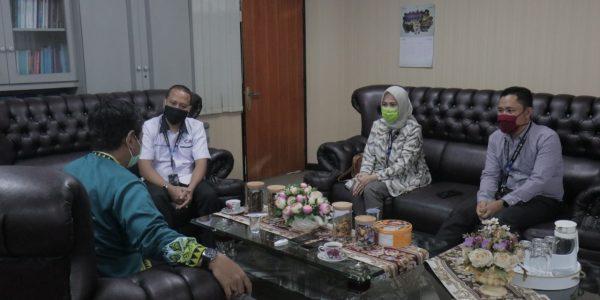Audiensi Pimpinan Bukopin Cabang Lampung (1)
