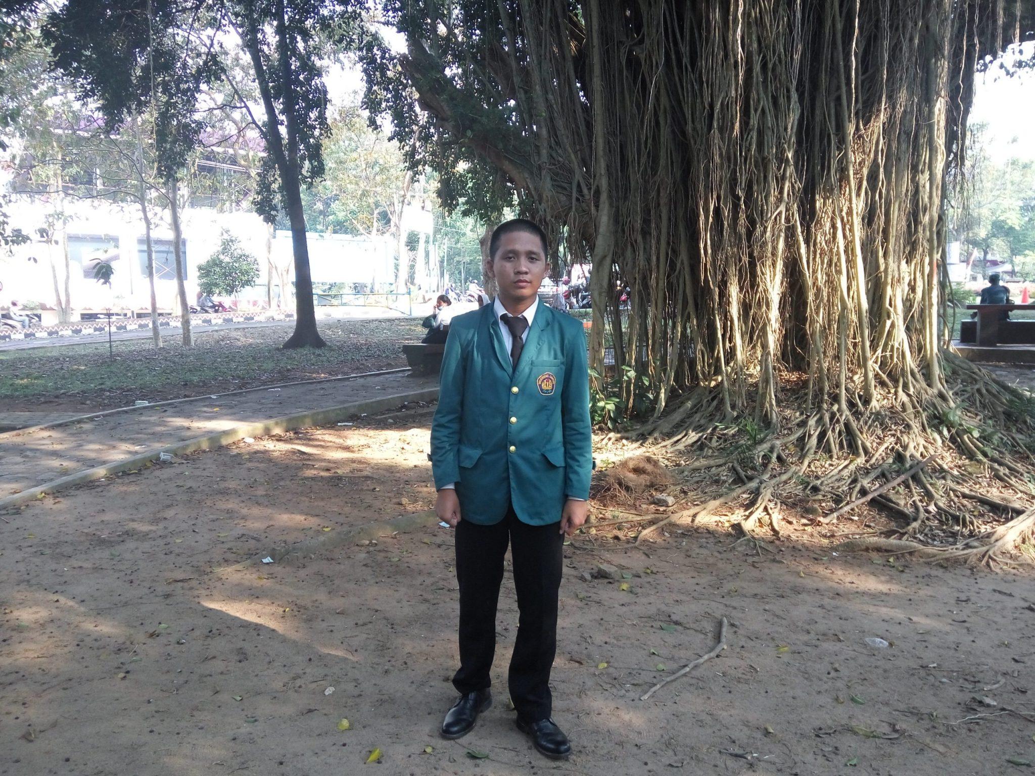 Mahasiswa FP Fattur Rachman